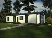 Crownpointe Xtreme Modular Home California Model 12482L