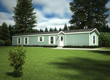Crownpointe Xtreme Modular Home California Model 15662C