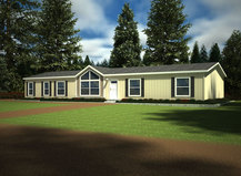 Crownpointe Xtreme Manufactured Home California Model 28704X