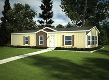 Crownpointe Xtreme Manufactured Home California Model 24523D