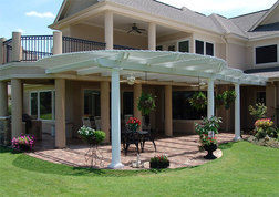 Weatherwood Solid Awnings Bakersfield